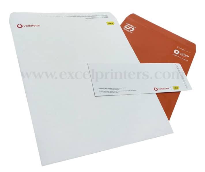 Envelope printing in delhi
